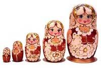 Poupee russes